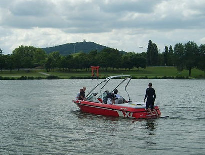 location bateaux metz natation messine