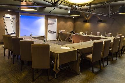 Séminaires réunions d'équipe au Domaine de la Grange aux Ormes à Metz