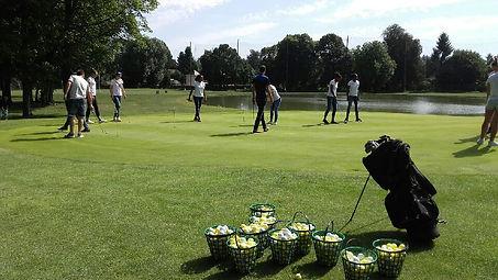 Golf Metz Domaine de la Grange aux Ormes réunion d'équipe incentive
