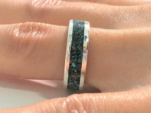 Mediterranean Turquoise - 925 Solid Sterling Silver - Bespoke