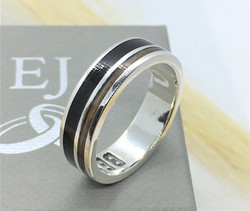 Horse Hair Ring - 925 Solid Sterling Sil