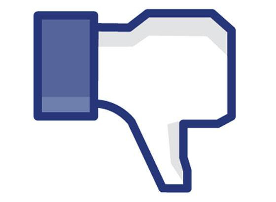 Facebook Share Price Drops By 7%