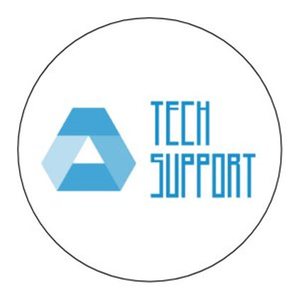 24 Tech Support stickers