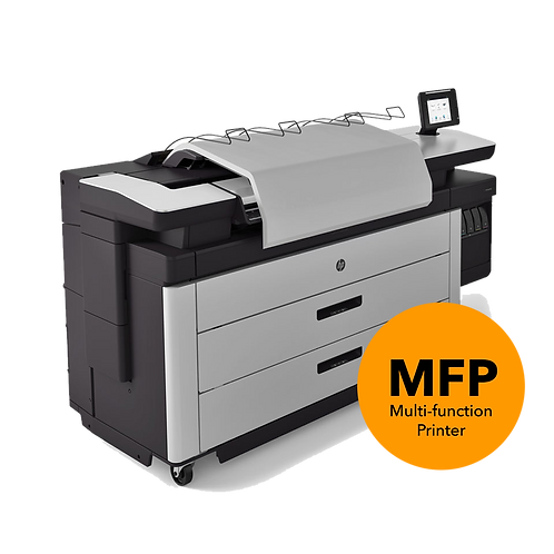 HP PageWide XL 4100 Multifunction Printer (MFP)