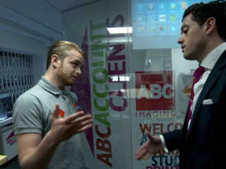 ABC Imaging appears on BBC One's flagship reality show 'The Apprentice'