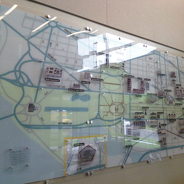 Glass Map