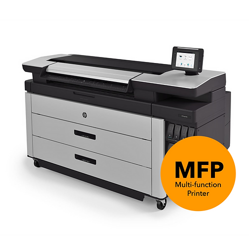 HP PageWide XL 5100 Multifunction Printer (MFP)
