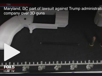 ABC Imaging 3D Services Discusses the Controversial Topic of 3D Printed Guns
