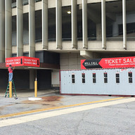 DC united Ticket Booth