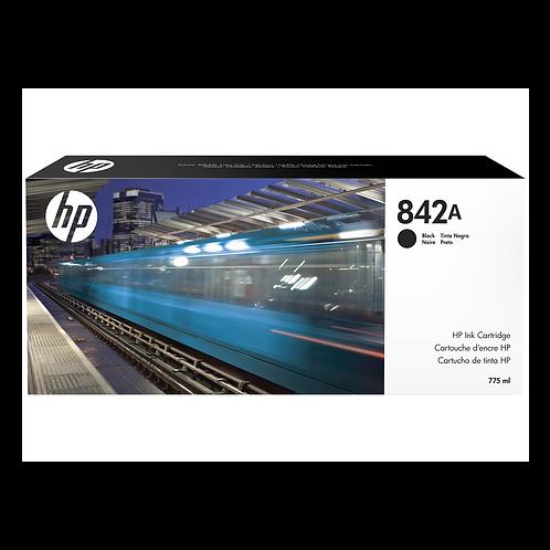 HP 842A 775-ml Black Ink Cartridge (for XL 8000)