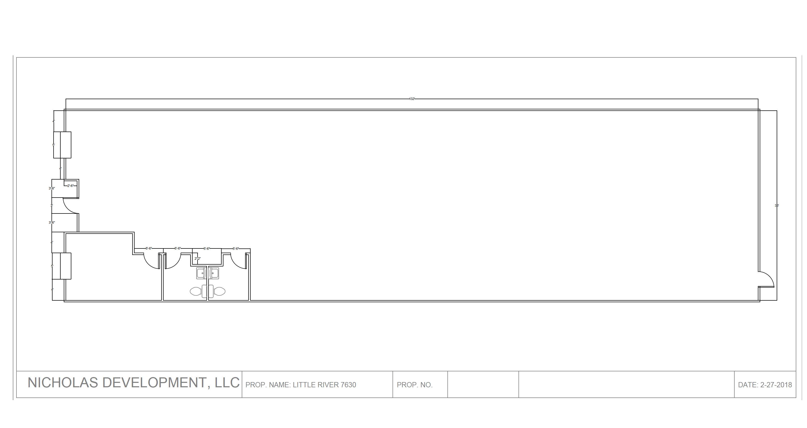 Floorplan Irvine