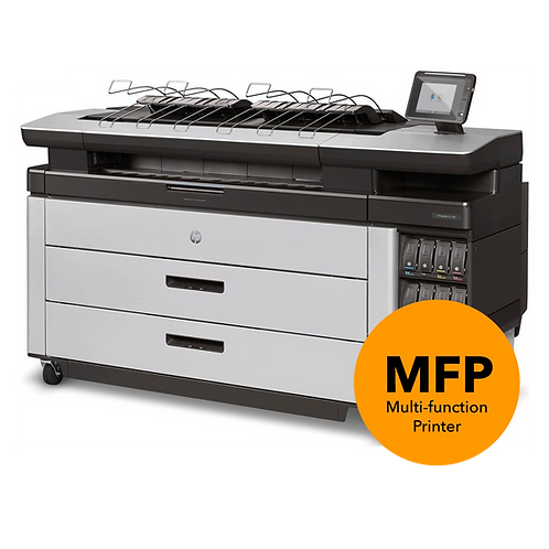 HP PageWide XL 6000 Multifunction Printer (MFP)