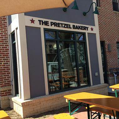 The Pretzel bakery