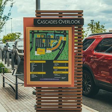Cascades Map