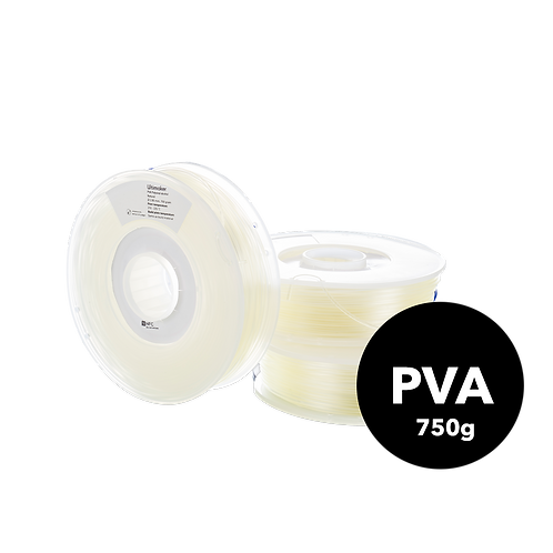 Ultimaker PVA Water Soluable Support Filament - 750g Spool