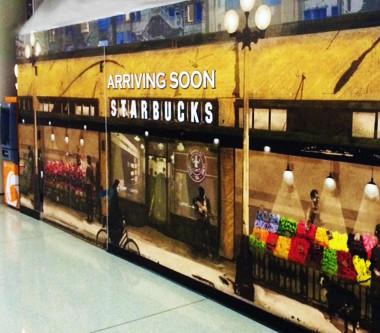 Starbucks JFK