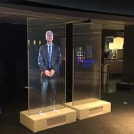 Hologram Display