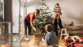 Five Tips for Enjoying the Holidays