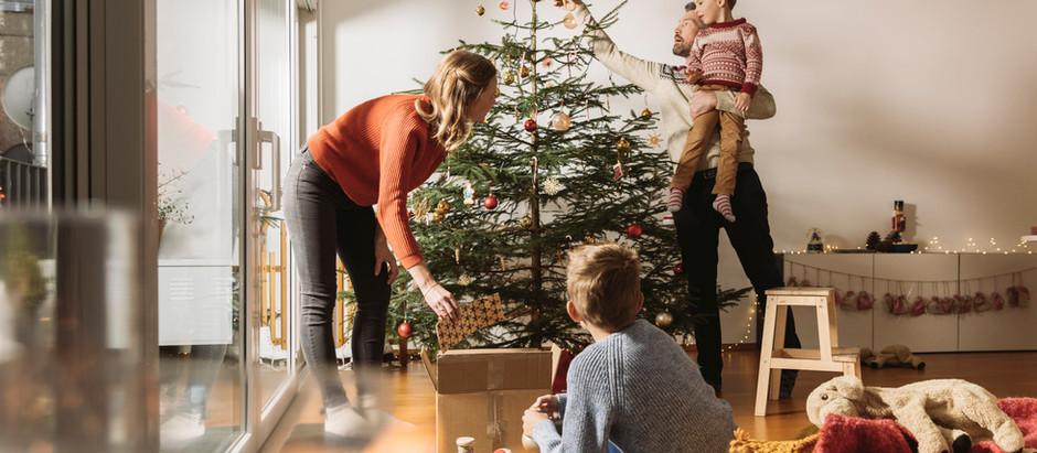 Managing the Sensory Overload of Christmas