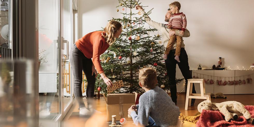 Holly Jolly Christmas Tree Raffle!