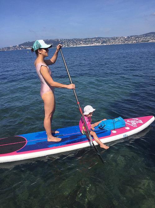 Forfait 10h location paddle à villefranche