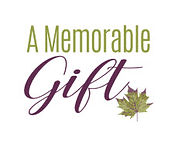 A memorable gift basket