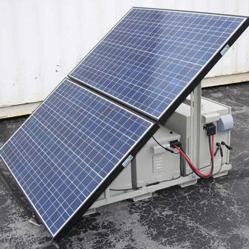 Sistema fotovoltaico de 1500 watts