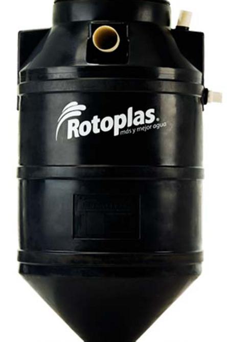 Biodigestor Rotoplas