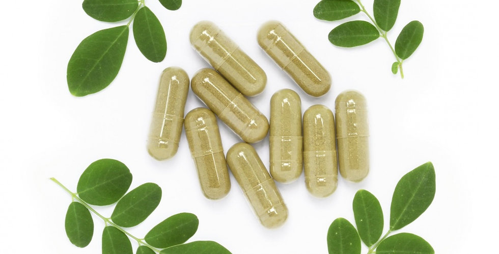 Liver & Digestive Tract Cleansing Capsules