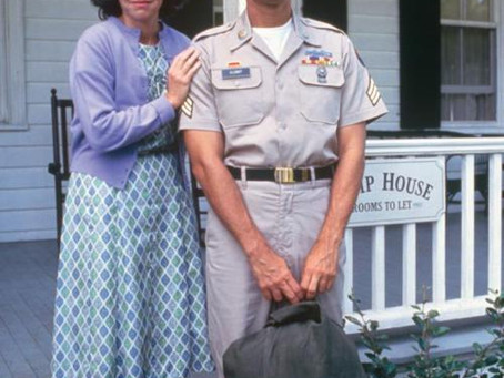 What I Learned from Mrs. Gump, My Role Model