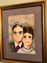 Olga and Ambrose Worrall, Psychic Medium Healers