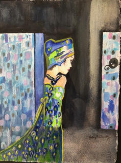 "My Klimt, ""Take a Risk"""