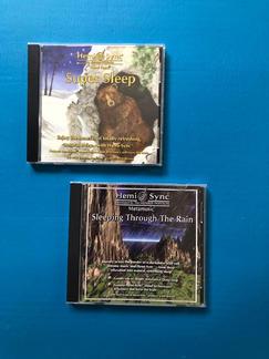 Hemi-sync Meditation CDs