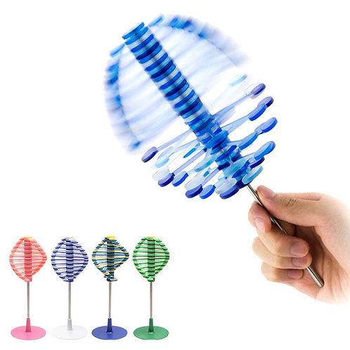 Autism Stim Sensory Stress Reliever Twirl Spinning Kinetic Fidget Toys