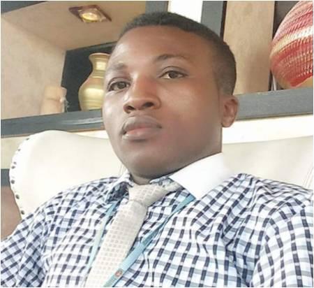 Alex Okoroafor, NCE.