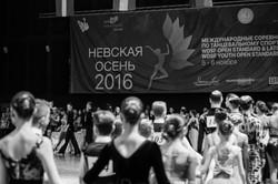 Невская осень 2016
