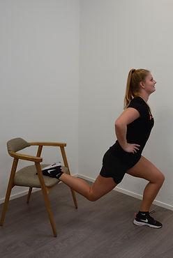 1 leg squat deel 2  Monné Zorg & Bewegi