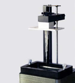 MONOCURE Rapid Clear 100um layer