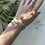 Thumbnail: Framed Amazonite Bracelet