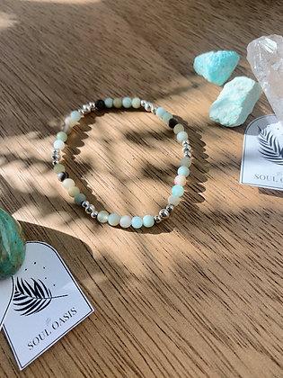 Amazonite Full Bracelet