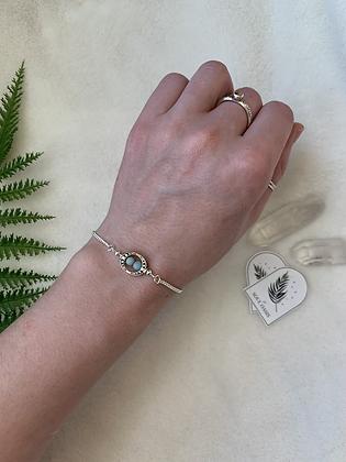 Framed Amazonite Bracelet