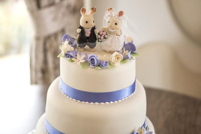 A Sylvanian Wedding