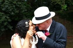 Gorse Hill Surrey wedding