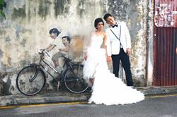Stratford Wedding Photographer E20