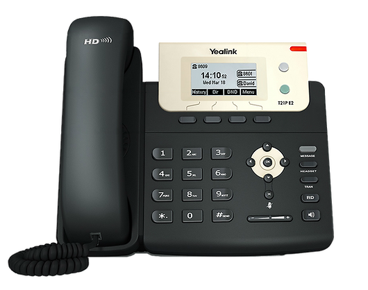Yealink Entry-level T21P E2, HD Audio Phone System, Othos Telecom, IP Phones and technology hardware South African Supplier