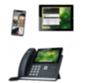 Yealink IP Phones for business,  IP Phones and technology hardware South African Supplier Othos telecom, VoIP Easy