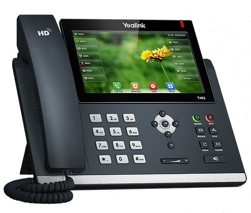 Yealink T48S IP Gigabit, Hd Audio Phone System Solution, Othos Telecom, IP Phones and technology hardware South African Supplier, VoIP Easy