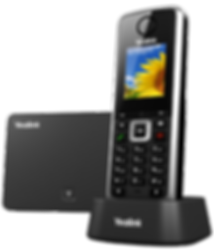 Yealink W52P SIP, Based Cordless Phone, HD Audio Phone System, Othos Telecom, IP Phones and technology hardware South African Supplier