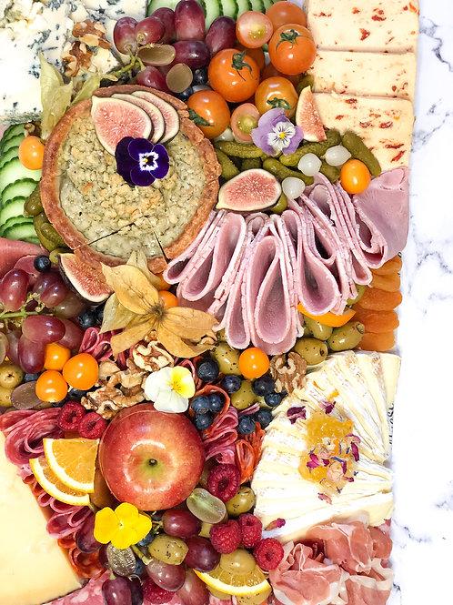 The Half & Half Platter