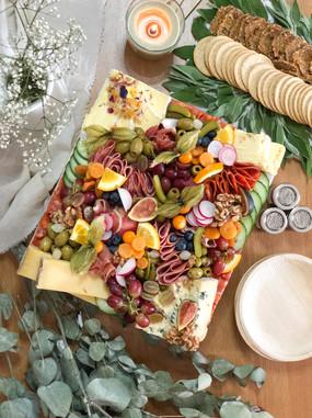 Styled Platter